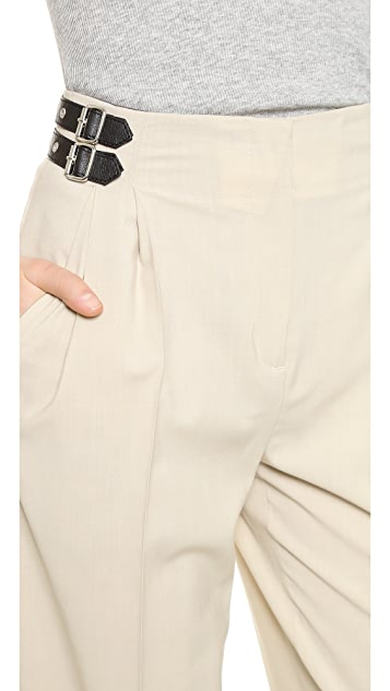 McQ - Alexander McQueen Harness Trousers