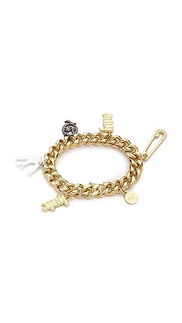 McQ - Alexander McQueen Charm Bracelet