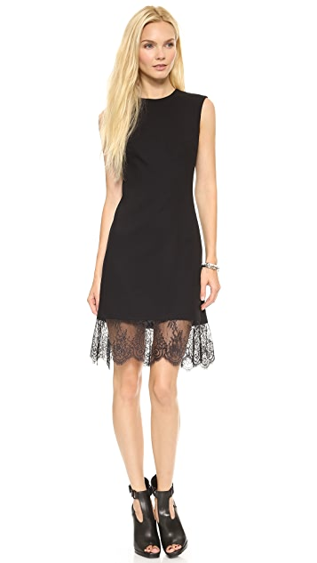 McQ - Alexander McQueen Kick Back Tailored Dress