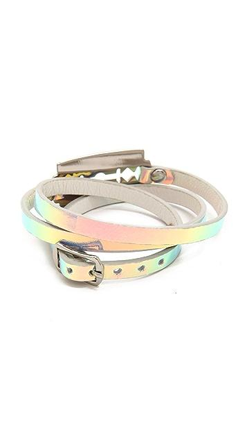McQ - Alexander McQueen Razor Bracelet