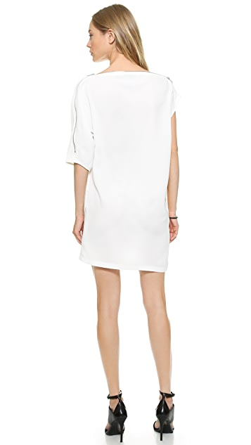 McQ - Alexander McQueen S Bend Dress