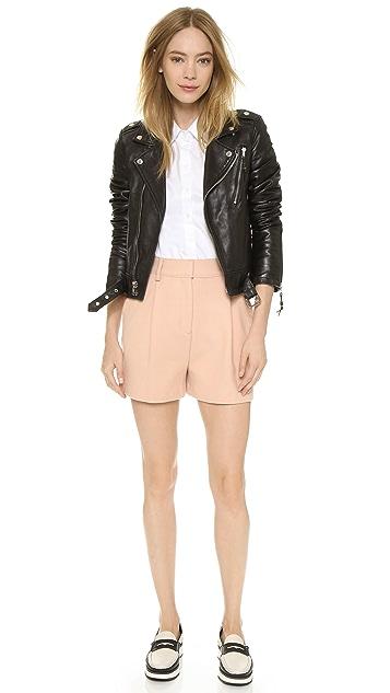 McQ - Alexander McQueen Tux Shorts
