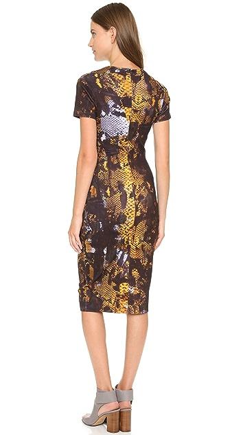 McQ - Alexander McQueen Long Bodycon Dress