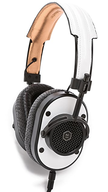 Master & Dynamic MH40-PS Over Ear Headphones
