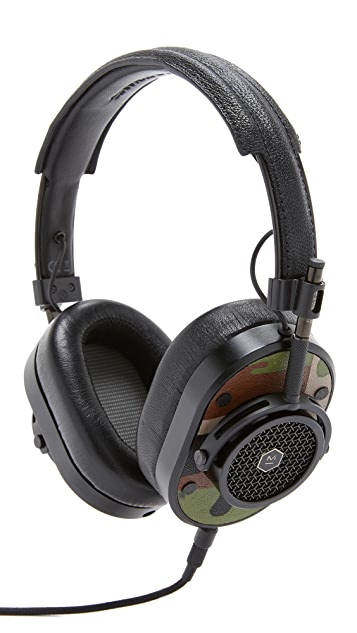 Master & Dynamic Logan Real Camo Headphones