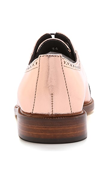 MEANDHER Lulu Oxfords