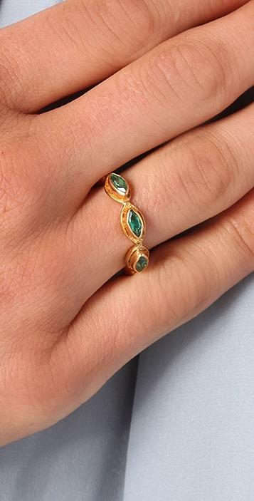 MELINDA MARIA Gwyneth Ring