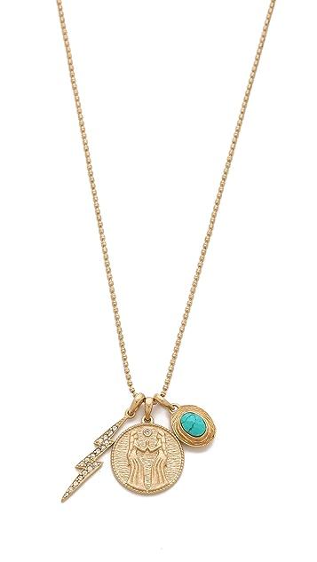 MELINDA MARIA Goddess of Sisterhood Necklace