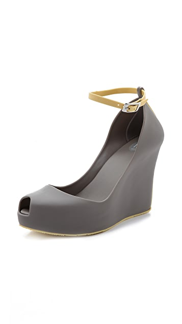 Melissa Patchuli VII Wedges