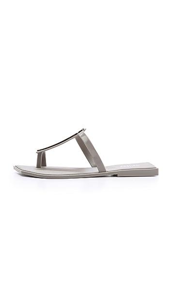 Melissa Pollen Special Thong Sandals