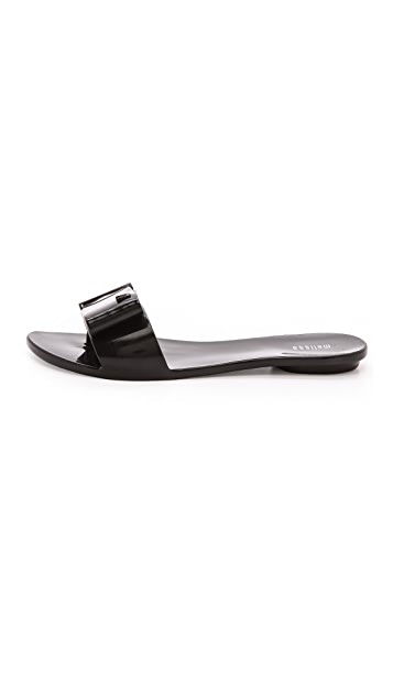 Melissa Lovely Single Band Sandals
