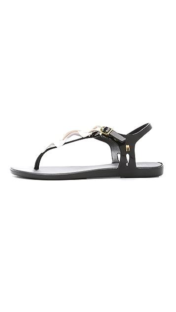 Melissa Solar Garden II Sandals