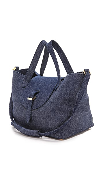 meli melo Denim Thela Medium Bag