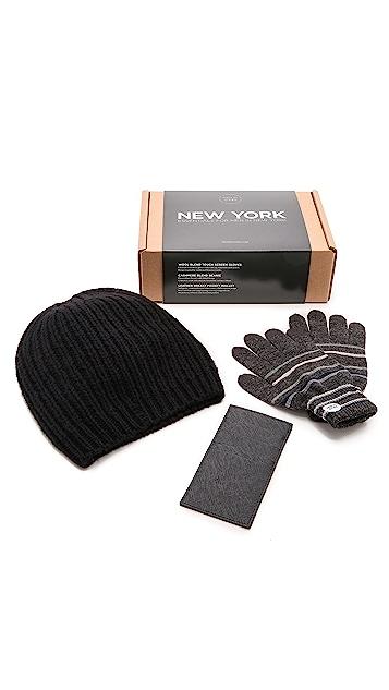 Men In Cities New York Essentials Box