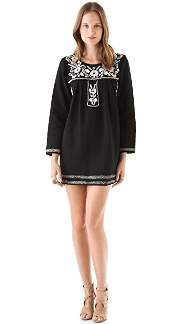Mes Demoiselles Stacy Mini Tunic Dress