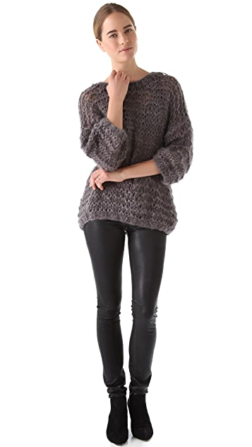 Mes Demoiselles Barnabe Chunky Sweater