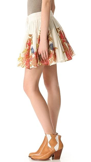Mes Demoiselles Marg Floral Skirt
