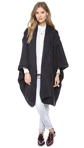 Mes Demoiselles Trevor Long Cardigan