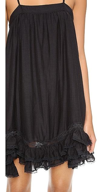 Mes Demoiselles Delice Ruffle Dress