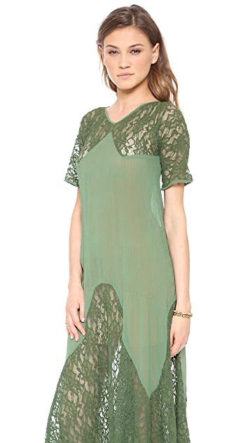 Mes Demoiselles Camelia Lace Dress