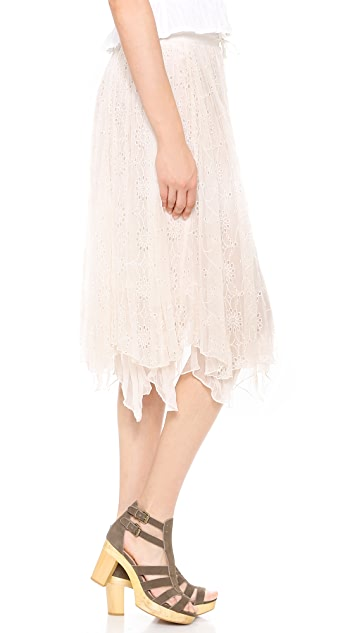 Mes Demoiselles Alice Midi Skirt