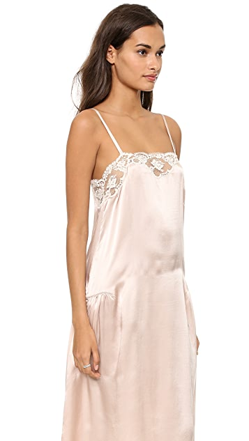 Mes Demoiselles Slip Dress