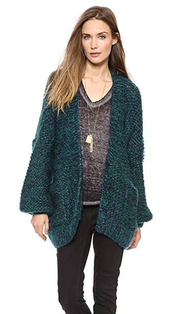 Mes Demoiselles Chester Cardigan