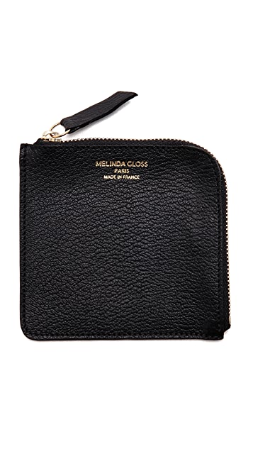 Editions M.R. Zipped Wallet
