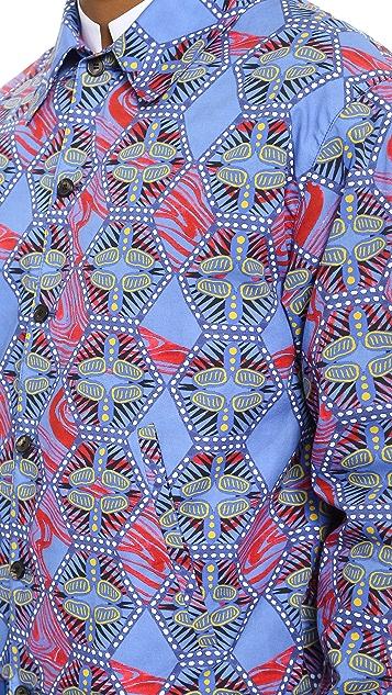 Editions M.R. Printed Rib Jacket