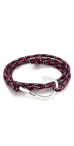 Miansai - Hooked Rope Wrap Bracelet