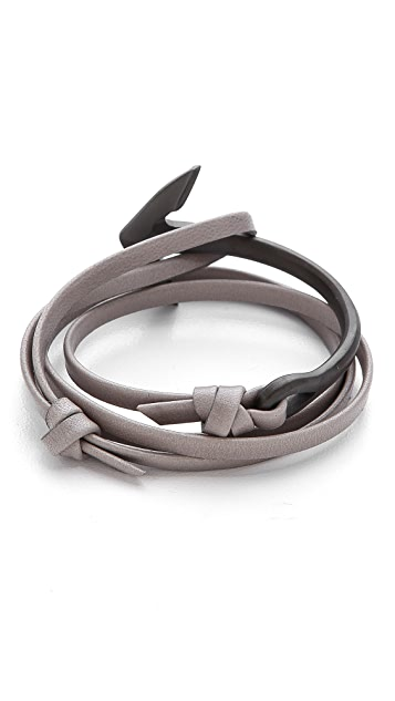 Miansai Anchor Half Cuff