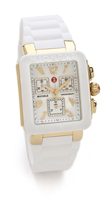 MICHELE Park Jelly Bean Watch