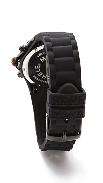 MICHELE Large Tahitian Jelly Bean Watch