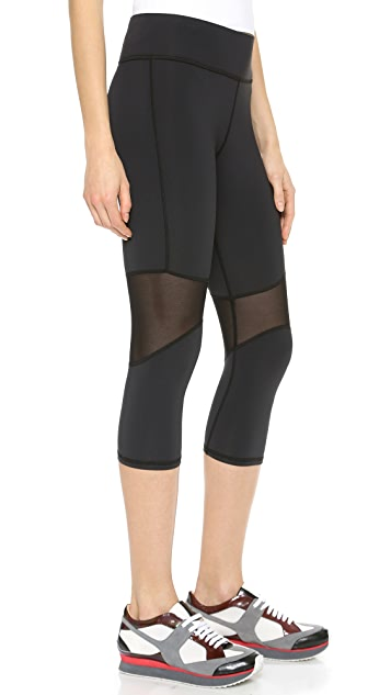 MICHI Motorino Crop Leggings