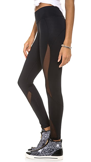 MICHI New Serpente Leggings