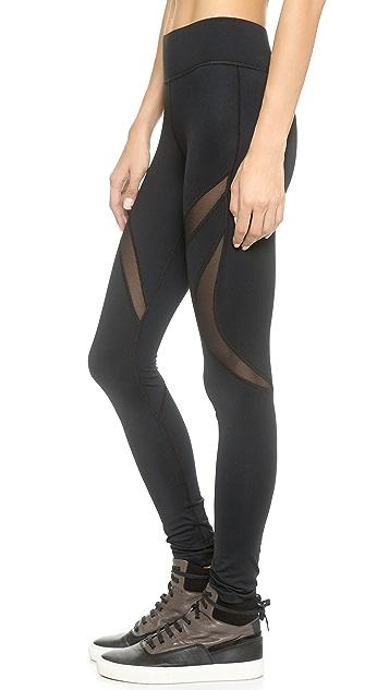 MICHI Spiral Leggings