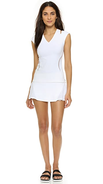 MICHI Deuce Tennis Skirt