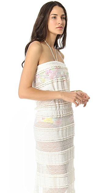 Miguelina Rory Maxi Cover Up Dress