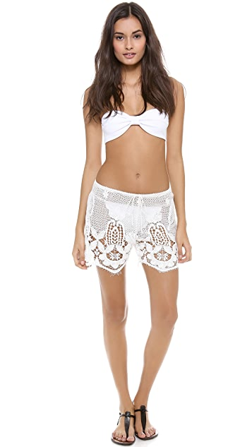 Miguelina Jaya Cover Up Shorts