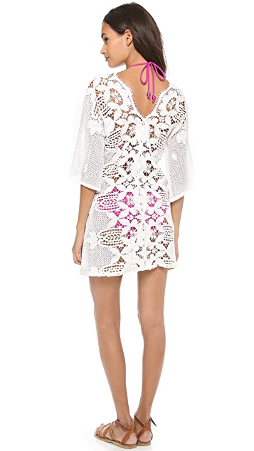 Miguelina Natalie Cover Up Dress