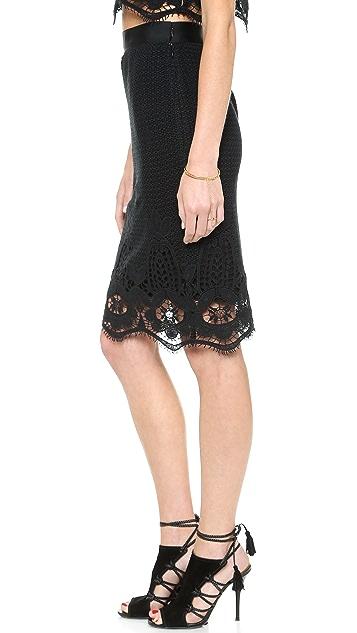 Miguelina Scarlett Skirt