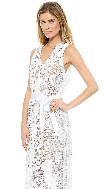 Miguelina Eve Maxi Dress