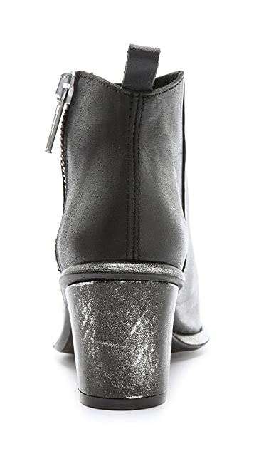 Miista Alice Zip Booties