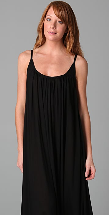 MIKOH Biarritz Solid Cover Up