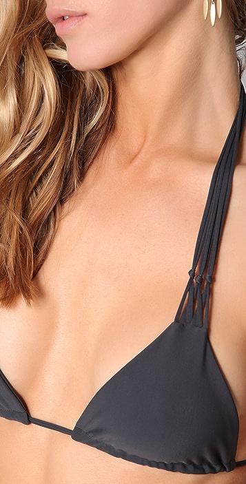 MIKOH Martinique Bikini Top