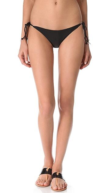 MIKOH Venice Tie Side Bikini Bottoms