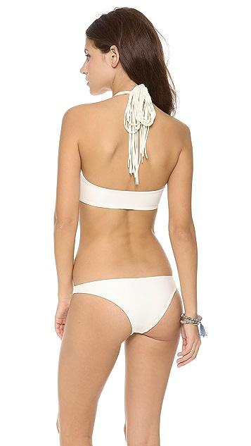 MIKOH Kahala Bikini Top