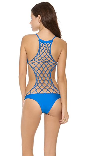MIKOH Xavier One Piece Swimsuit