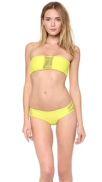 MIKOH Velzyland String Bikini Bottoms