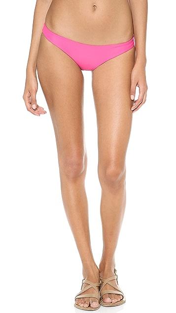 MIKOH Zuma Basic Bikini Bottoms